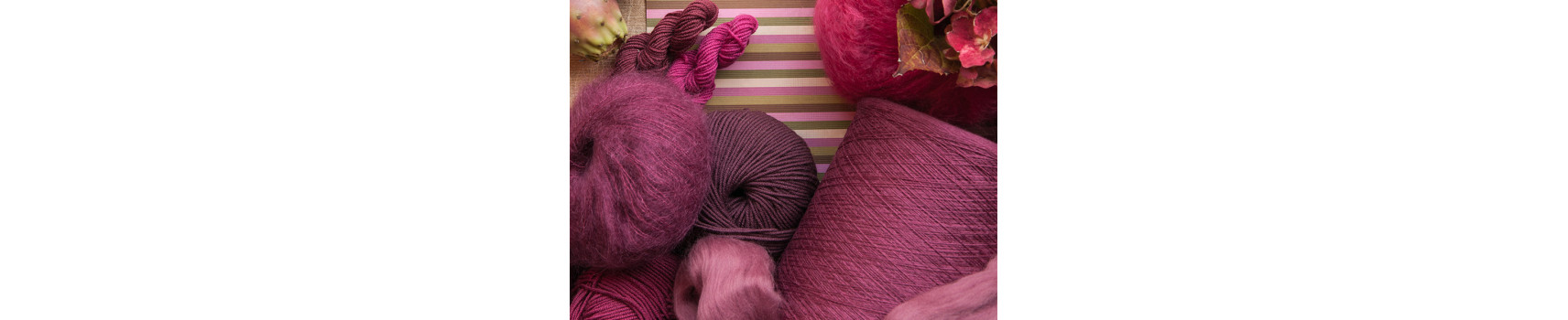 Discover the Fall/Winter yarns in the Lane Mondial collection!