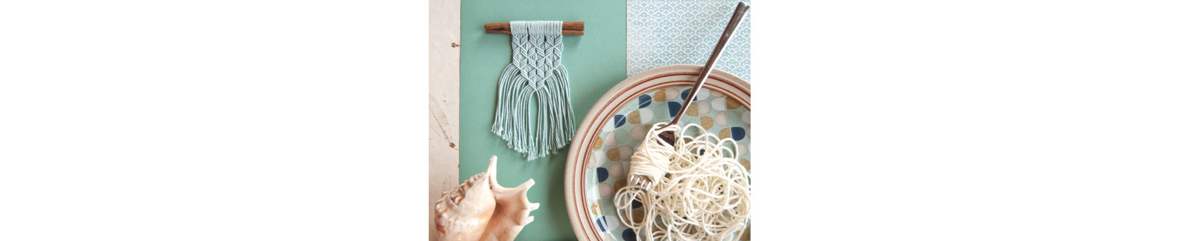 Discover the Spring/Summer yarns in the Lane Mondial collection!